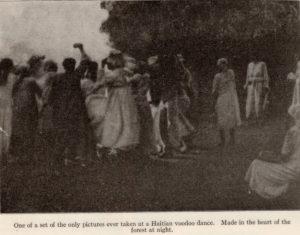 Horace Dade Ashton Travel to Haiti Voudou
