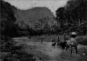 Horace Dade Ashton Travel to Haiti