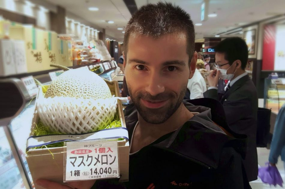 Expensive fruit interesting fact about Japan