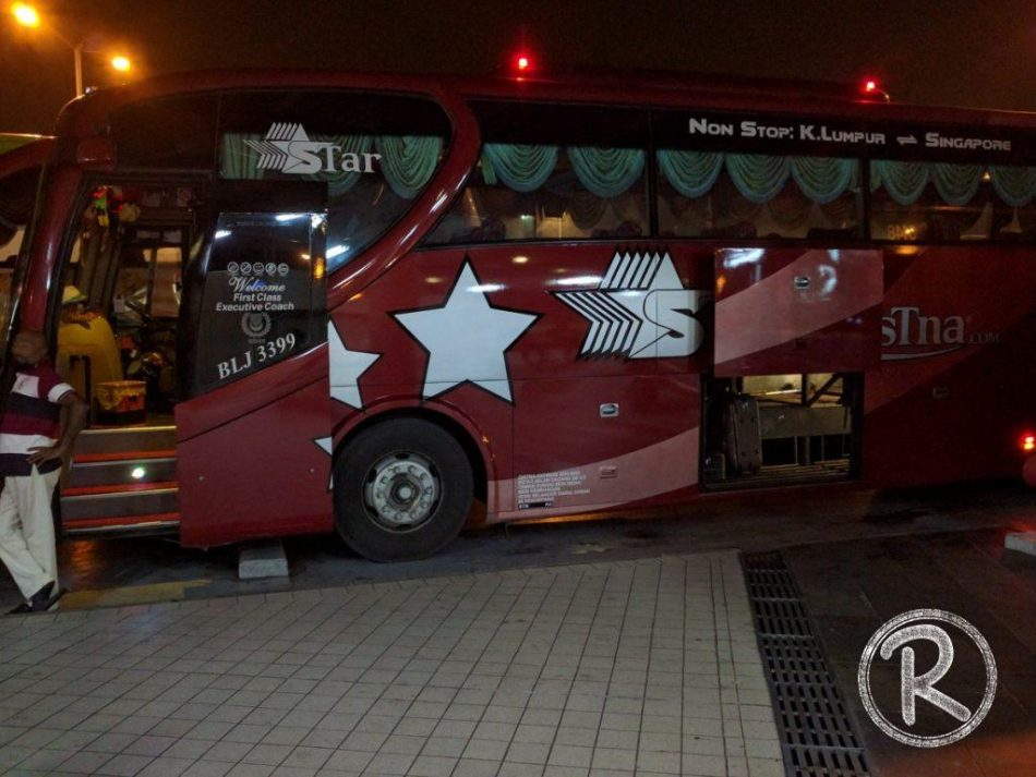 Qistna Express – Bus Transportation to Singapore