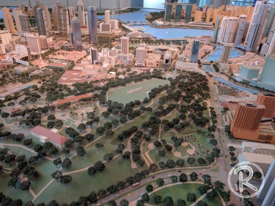 City Diorama - Singapore City Gallery (Day 4)