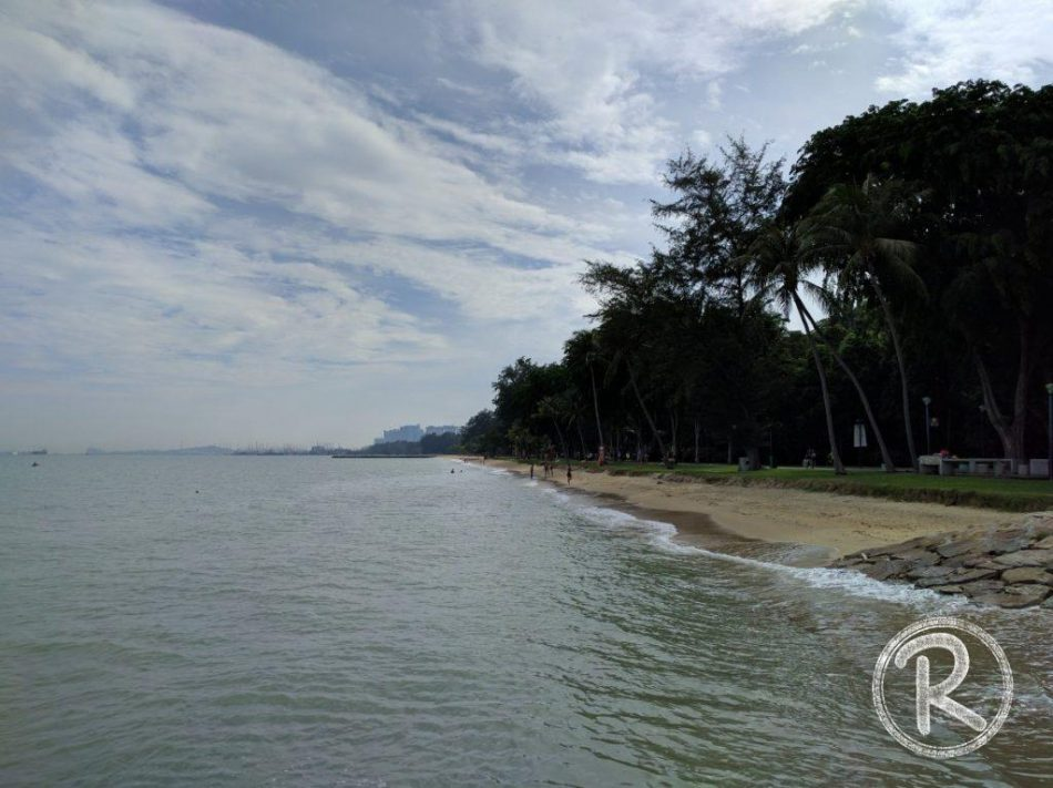 Beach - East Coast Park (Day 5)