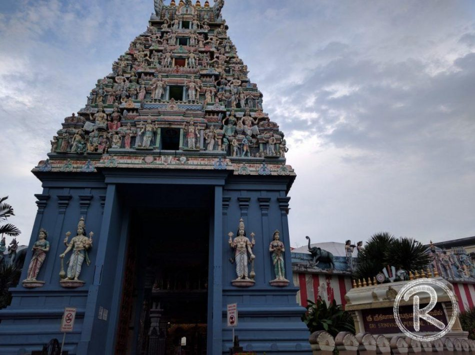 Sri Srinivasa Perumal Temple - Little India (Day 1)
