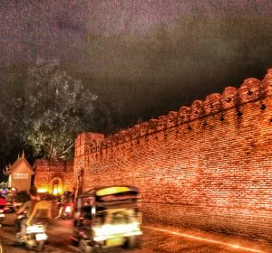 Chiang Mai Gate - Chiang Mai, Thailand