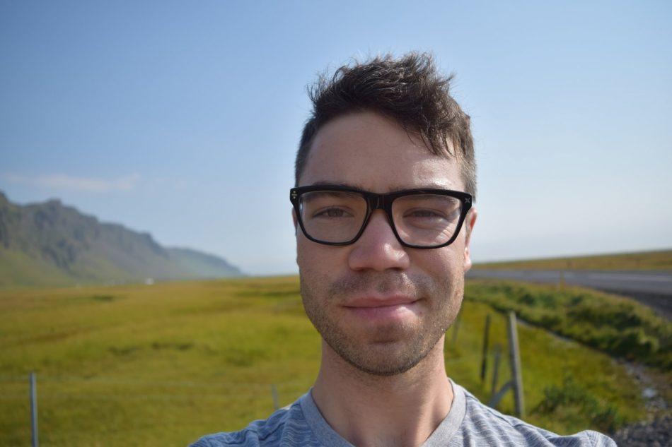 Was just me on this trip. Lots of selfies.