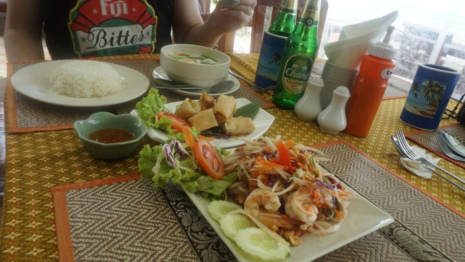 Thai food at its very best.