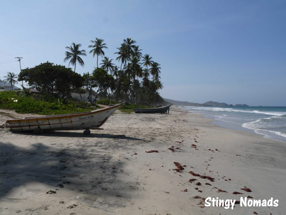 Playa del Agua, Margarita Island