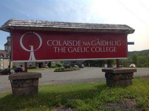 Cape Breton - Gaelic College 2