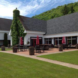 Cape Breton - Glenora Inn and Distillery - the grounds 5