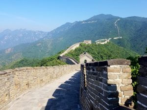 Solitude on the Great Wall