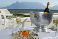 Best restaurants with a sea view in Cape Town