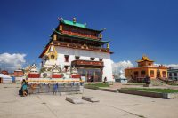 Between the Traditional and the Modern, there Lies Ulaanbaatar