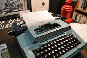 Vonnegut Typewriter
