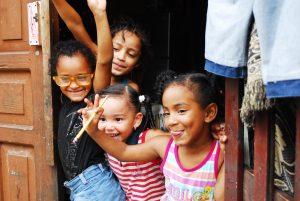 Children of Casco Viejo