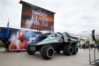 It's not a Bird or a Plane – It's a Mars Rover!
