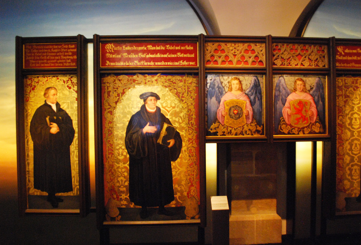 Luther Panels