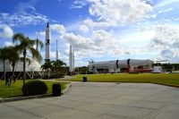 New Astronaut Training Experience Center  at Kennedy Space Center Visitor Complex