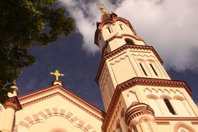 St. Kazimir Church - near the Gate of Dawn