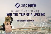 Win the Trip of a Lifetime with Pacsafe