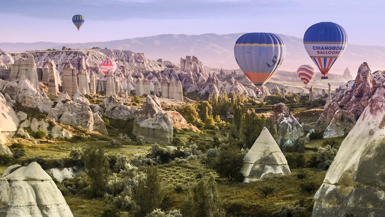 hot-air-ballooning-cappadocia