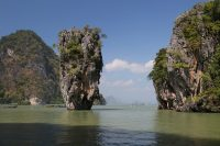 Khao Tapu (James Bond Island) #Thailand – January 2019