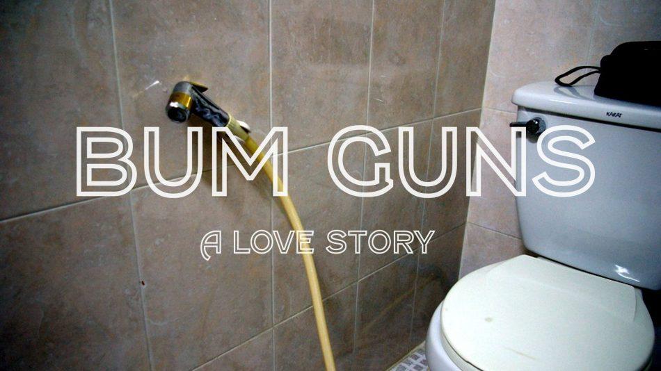 Bum Gun Title Page