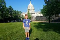 Touring Washington DC with a Young Teenager