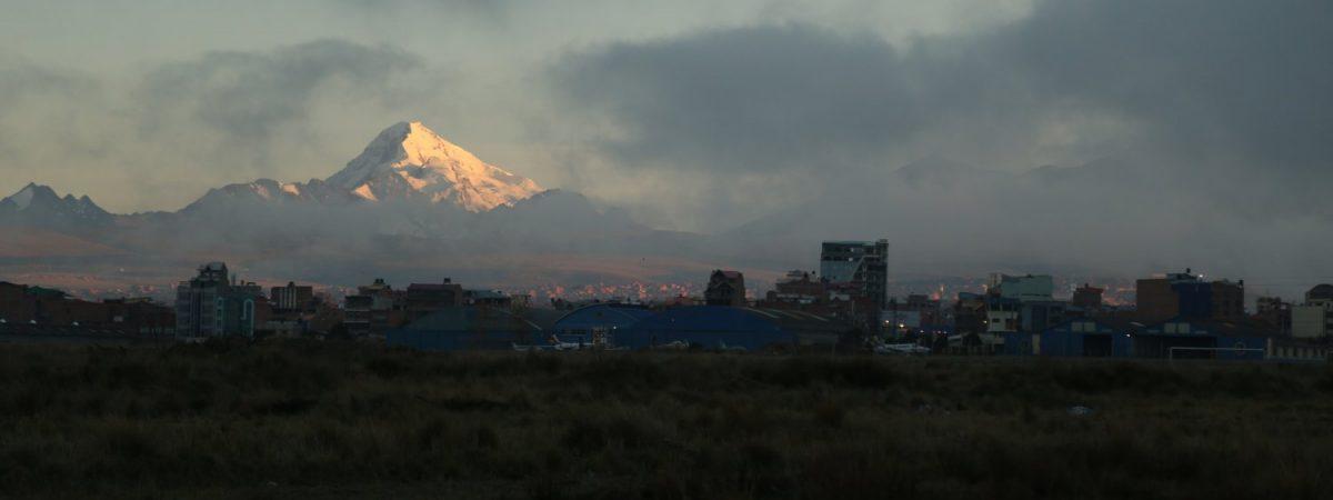 A Crazy Stop in La Paz, Boliva
