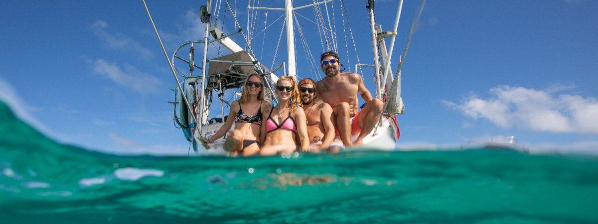 Brady Trautman, Round the World Sailor, The Delos Project