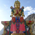 Maitreya Buddha Nubra Valley