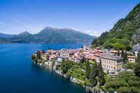 Lago di Como, Bellagio – Italy – June 2020
