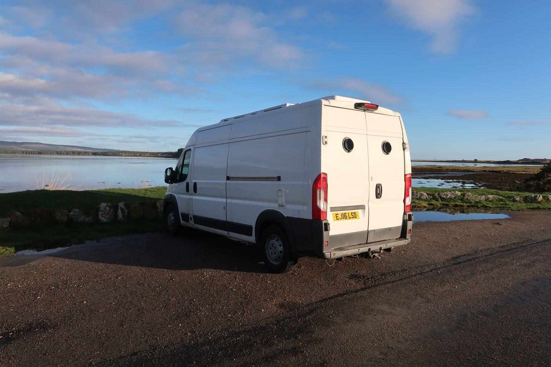 our campervan conversion