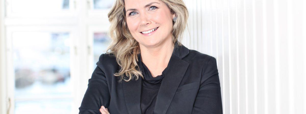 Guðrið Højgaard, CEO Visit Faroe Islands